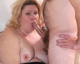 This big mama cant get enough of cock