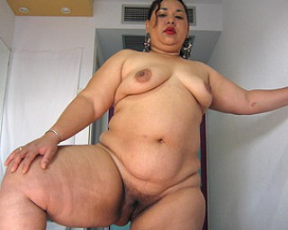 Chubby asian granny pic