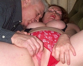 Omaseks This big lady loves to munch on cock